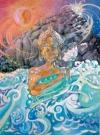 """""""Thailand Island"""" Acrylic on canvas. 2007"""