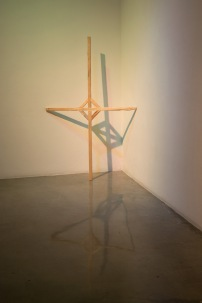 NFS Liberated Form -Stretcher bars, colored lightDimensions Variable2013