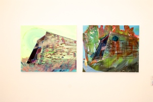 """Pajaro Beach House"" 1 & 2. (Hollows)1 (Apparition)2 ($200 ea)"