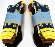 Andre Sock Packaging