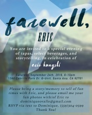 Farewell Party, Eric rgb
