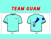 t-shirt design guam