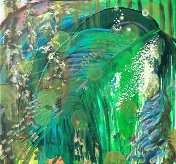 Tropical Green Dream